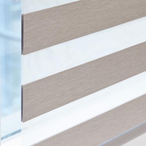 [맞춤] 고급 쉬어 미세먼지 차단 항균 미코노스 콤비 블라인드 5colors