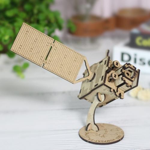 [모또 나무 미니어처] 정지궤도복합위성 천리안 2호 만들기