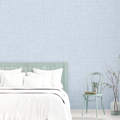 (특가판매) 만능풀바른벽지 합지 J6905-5 드림 블루