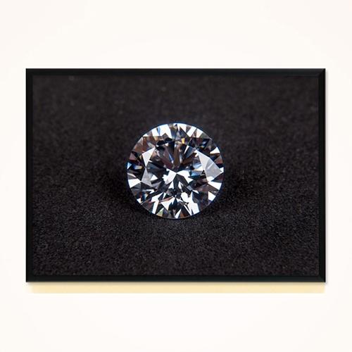 FA253 다이아몬드 1  대형액자 북유럽풍액자